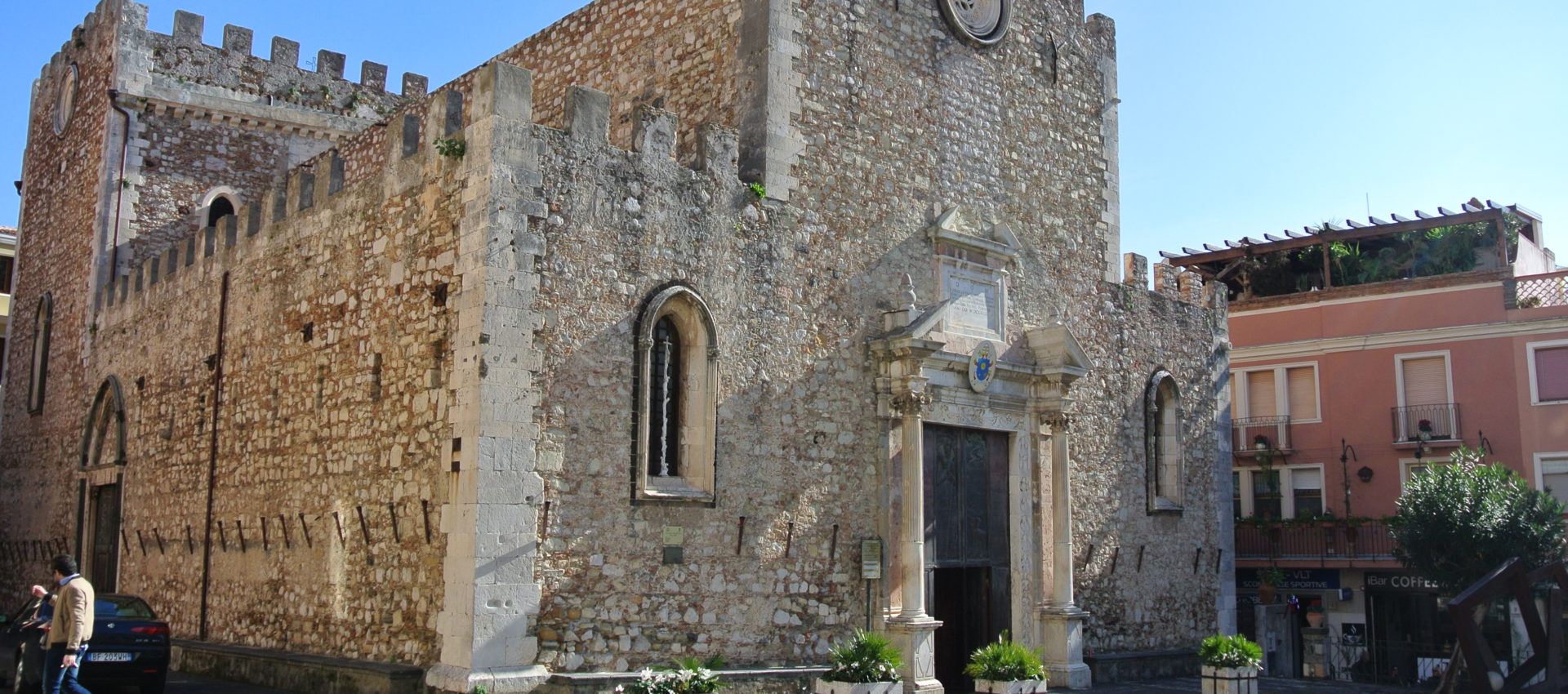 Chiesa del Duomo di Taormina